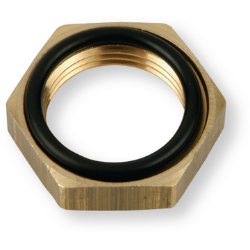 Lock nut with O-Ring